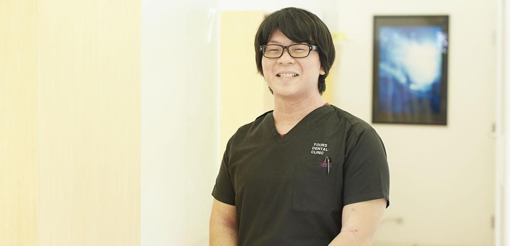 歯科医師 伊東銀河