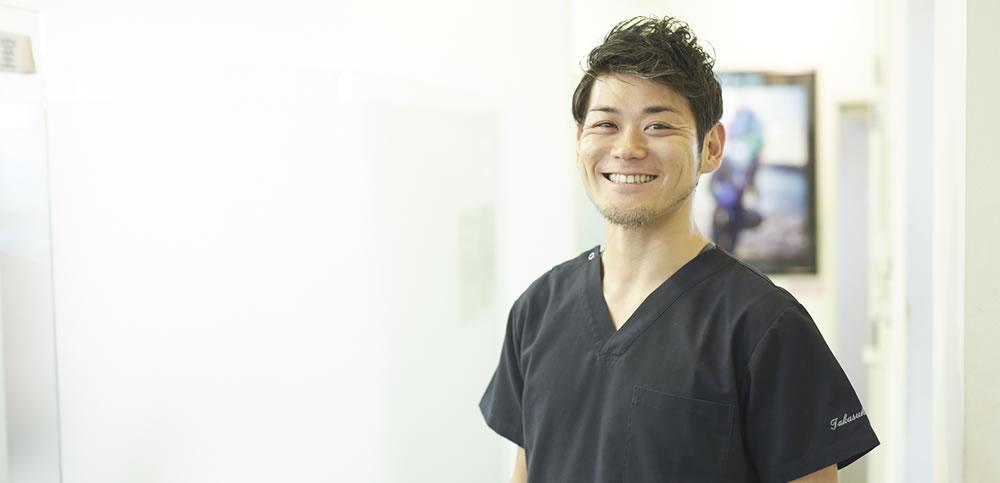 歯科麻酔医(麻酔認定医) 福田 貴介