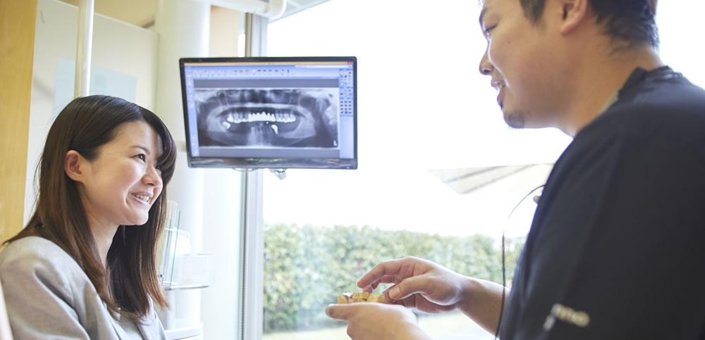 無痛虫歯治療