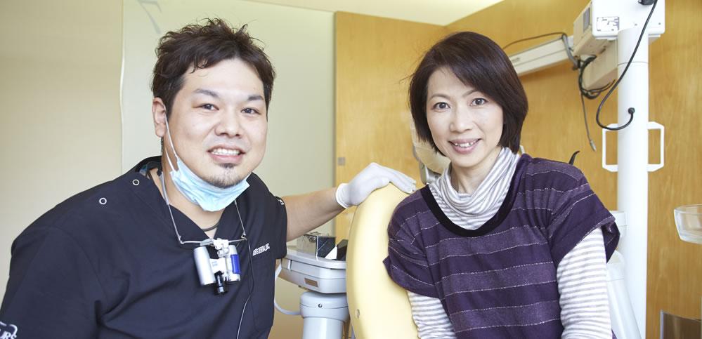 根管治療(神経治療)を三郷で受診