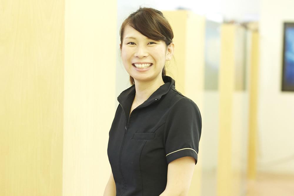 歯科衛生士 / 宇田川綾美