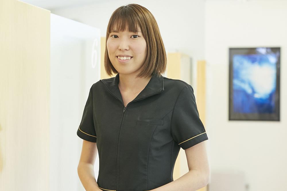 歯科衛生士 / 鈴木采佳