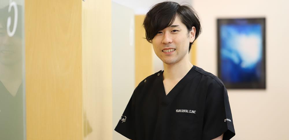 歯科医師 古谷佳輝