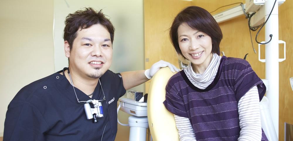 三郷で歯周病治療