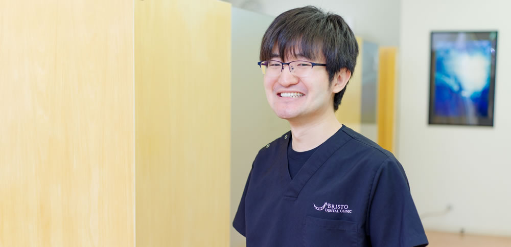 歯科医師 津山 祥輝